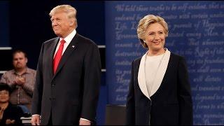 2nd US Presidential debate: Trump, Clinton & those who didn't make it