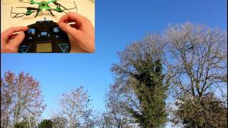 JJRC H31 Quadcopter - First Quadcopter Experience