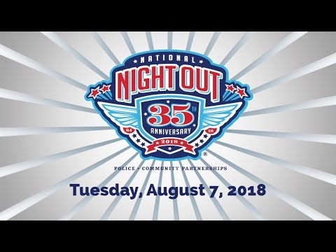 National Night Out in Brooklyn Center - YouTube