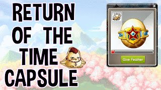 [MapleStory] Return Of The Time Capsule Event