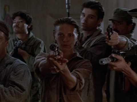 Brenda Bakke in Gunmen 1994