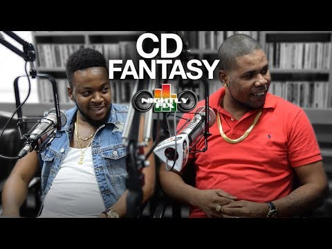 CD Fantasy talks friction w/ Boom Boom, being one of the 1st to play Alkaline + Kartel's respect