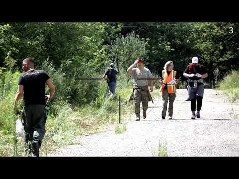 Дорога длиной в жизнь... Снайпер страйкбол. Airsoft sniper.