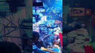 Dody purba saxophone with ELEXIS TRIO di CHAMPION CAFE KOTA MEDAN #JANGAN SALAH MENILAI