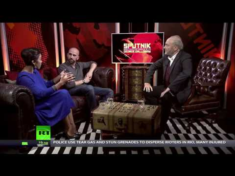 SPUTNIK: Orbiting the world with George Galloway - Episode 136