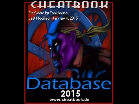 cheatbook 2011 free  setup of the game