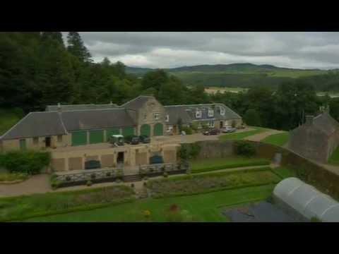Kinnaird Estate, Perthshire