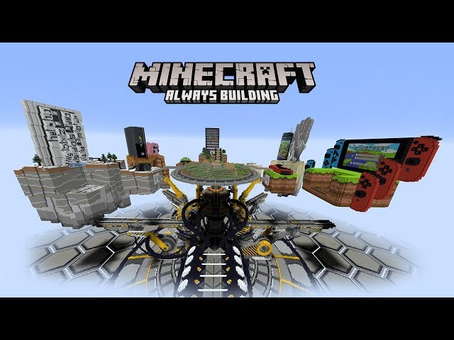 Minecraft becomes a universal cross-platform game  7 reasons why
