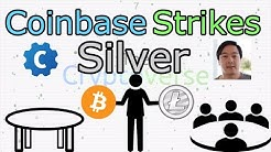 Coinbase Adds Litecoin As The Currency Experiences Price Pumps (The Cryptoverse #262)
