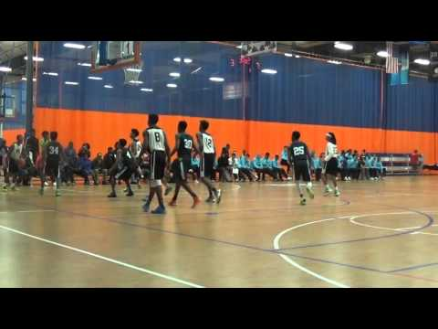 Combine Academy Blue vs Evelyn Mack Academy