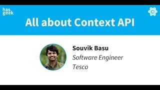All about Context API