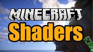 Minecraft 1.7.2: SHADERS Mod Installation + Download Links (WORKS WITH 1.7.4)