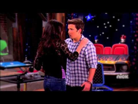 """iCarly - """"iGoodbye"""" - Carly & Freddie Kiss (HD) 1080p"""
