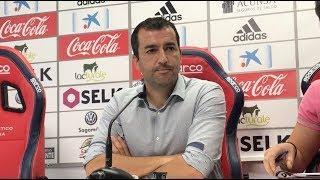Diego Martínez. Osasuna-Albacete