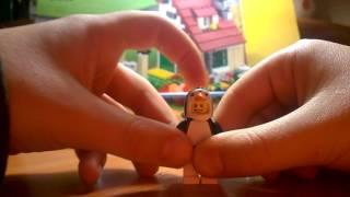 Обзор LEGO: карнавальный костюм - пингвин