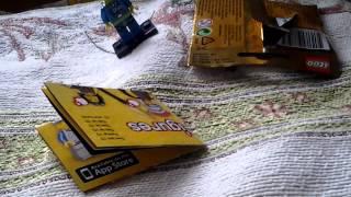 Обзор 10 серии минифигурок lego(Мой скайп llirip200222., 2013-08-01T13:05:15.000Z)