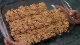 Peanut Butter Cornflake Things