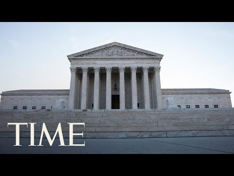 U.S. Appeals Court Examines President Donald Trump's Travel Ban | TIME
