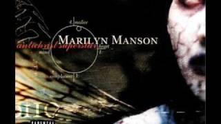 """Irresponsible Hate Anthem"" - Marilyn Manson"