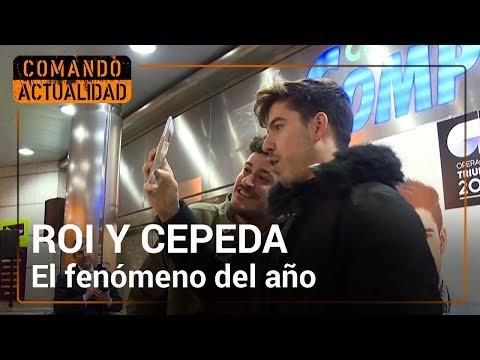 Roi y Cepeda, en Ourense | El fenómeno del año | Comando Actualidad