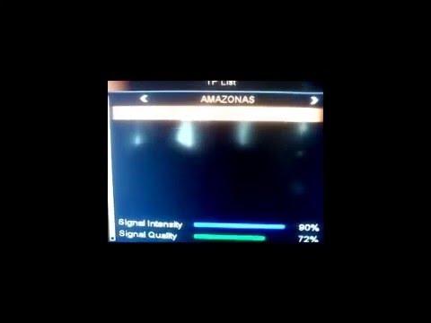 Azamerica s808 s812 como actualizar canales