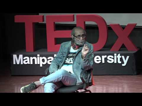Can Water Talk ? | Aabid Surti | TEDxManipalUniversityJaipur