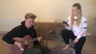 CHARLOTTE - Hold Me While You Wait [Lewis Capaldi Cover] Video