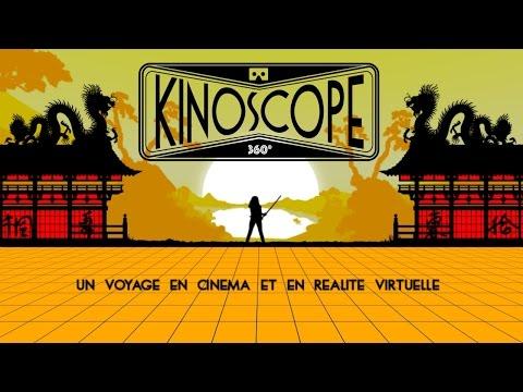 KINOSCOPE – Un voyage en Cinéma et en Réalité Virtuelle