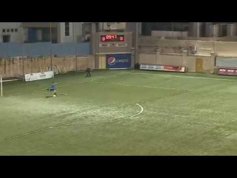 Melita  vs Valletta (Part 1) 4th Round FA Trophy Match 2015