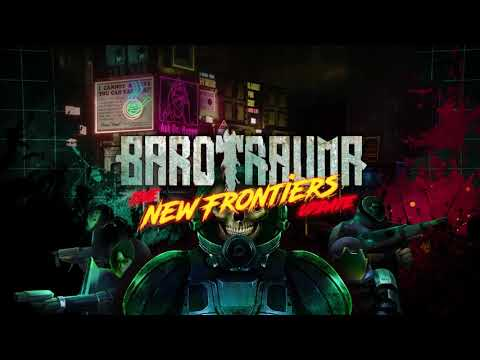 """Barotrauma: """"New Frontiers"""" Update now live!"""