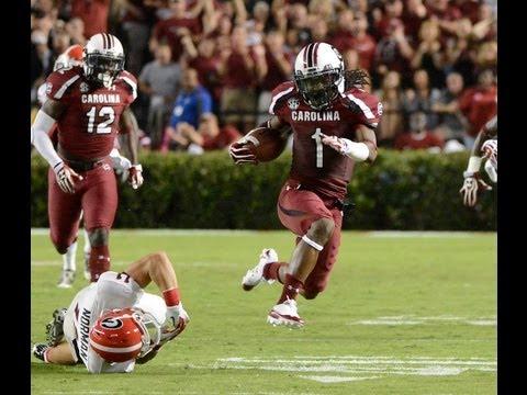 Highlights: Ace Sanders - South Carolina Football