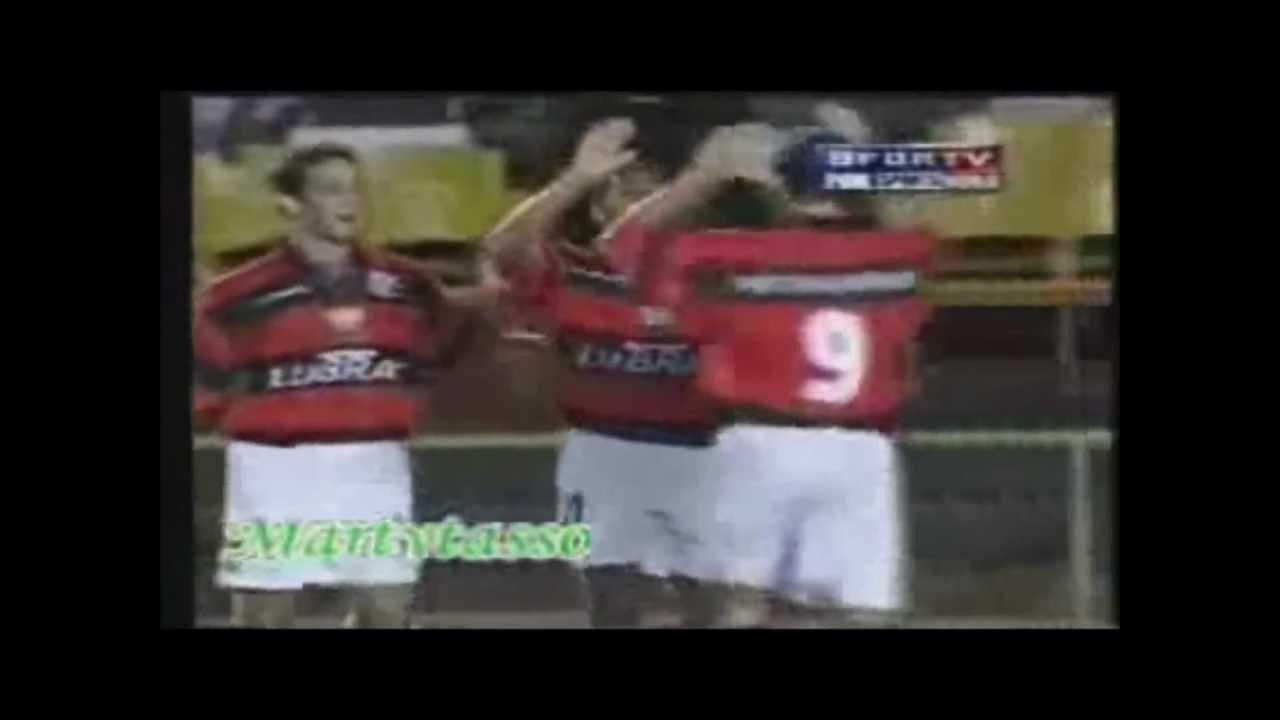 10 goleadas do Flamengo com mais de 6 gols - *BL - YouTube