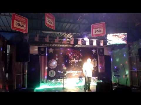 Azahar Araya - Indonesia Karaoke Idol (IKI)