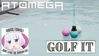 mothersmilk.club | ATOMEGA + Golf It!