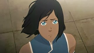 The Legend of Korra -You will remember me for thousand life times-