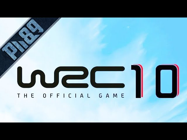 VEZETNI? NA AZT NEM TUDOK   WRC 10 FIA World Rally Championship