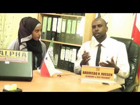 BARNAAMIJKA KAABAHA AQOONTA BY HARGESA OFFICE SOMALI NEWS TV