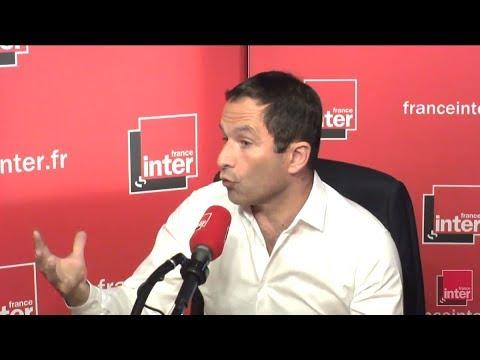 Benoît Hamon : interview dans Le 79 de France Inter, 26 juin 2017