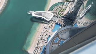 Jumeirah at Etihad Towers Hotel, Abu Dhabi, United Arab Emirates
