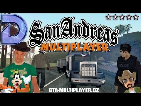 Smuggling Weapons with G00FY & Zero32 (San Andreas Multiplayer)