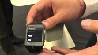 samsung gear 2 neo smart watch full walk through of features