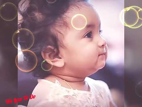 #sagaa Songs#pakatha Nerathil Pakurathum #whatsapp Songs #yaayum Baby Song#baby Cuteness Overloaded