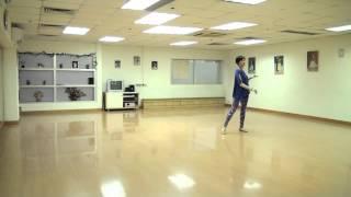 Georgie Girl by Anne Herd (Line Dance)