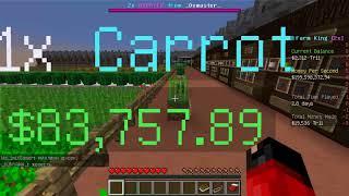200 МИЛЛИОНОВ БАКСОВ В СЕКУНДУ! КОРОЛЬ ФЕРМЫ В МАЙНКРАФТЕ! Minecraft Farm King