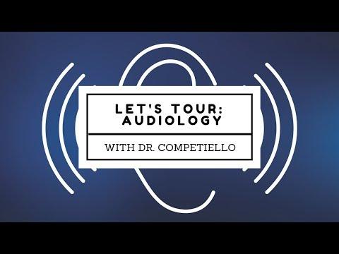 Let's Tour: Audiology - Part 1