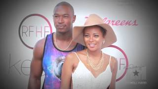 Eva Marcille, Kevin McCall, Others Stun At Robi Reed