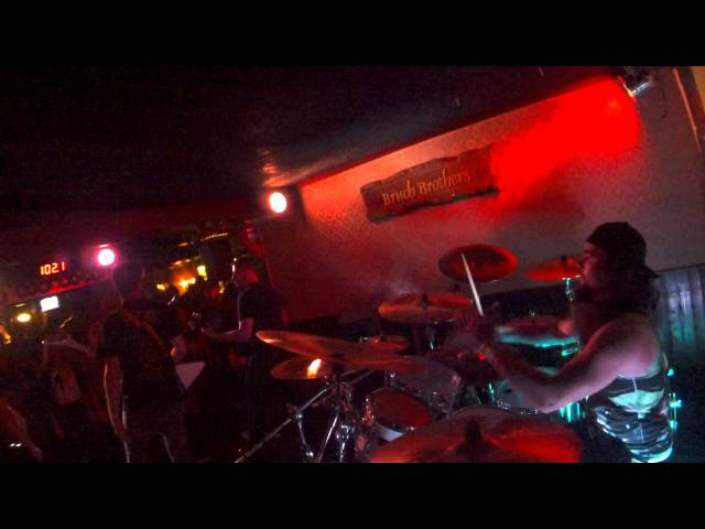 Axxelerator - Knochenmühle/Immortality - Live at Soulcatcher Releaseparty 21.11.2015