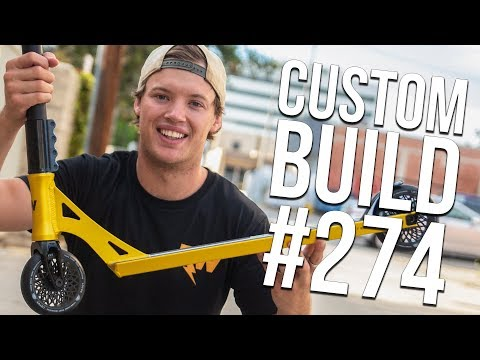 Custom Build #274 (ft. Ryan Williams) │ The Vault Pro Scooters