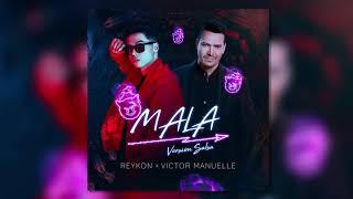 "Reykon - ""Mala"" Salsa Remix (feat. Victor Manuelle)[Audio Oficial]"