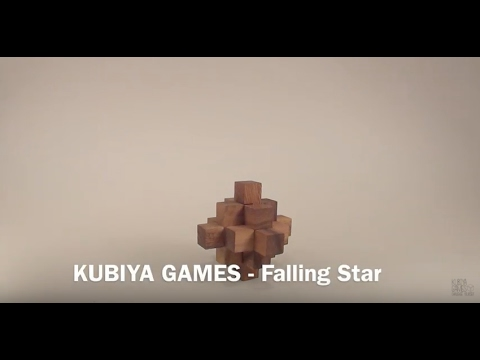 How To Solve The Falling Star Puzzle - BY KUBIYA GAMES